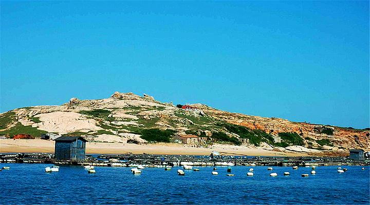 沙洲岛旅游图片