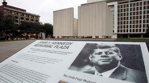 肯尼迪纪念广场
