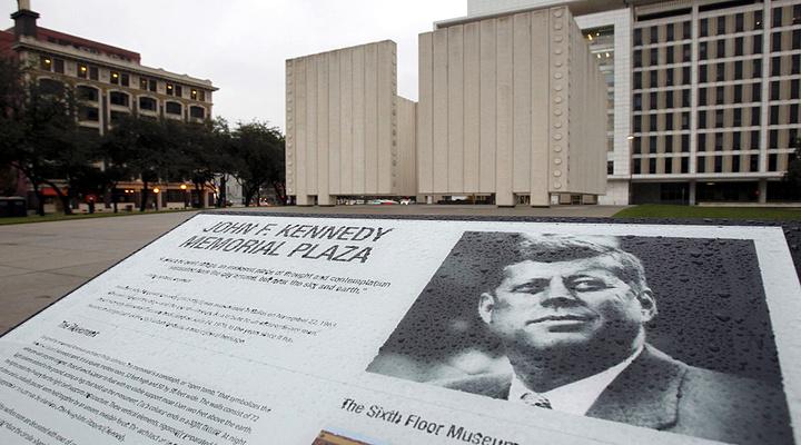 肯尼迪纪念广场旅游图片