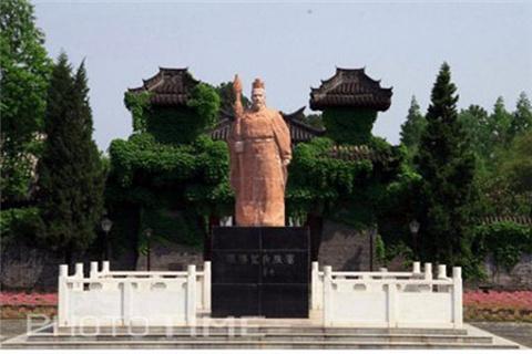 张骞纪念馆
