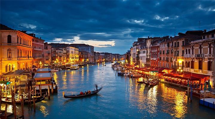 威尼斯旅游图片
