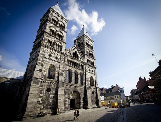 哥德堡大教堂旅游图片