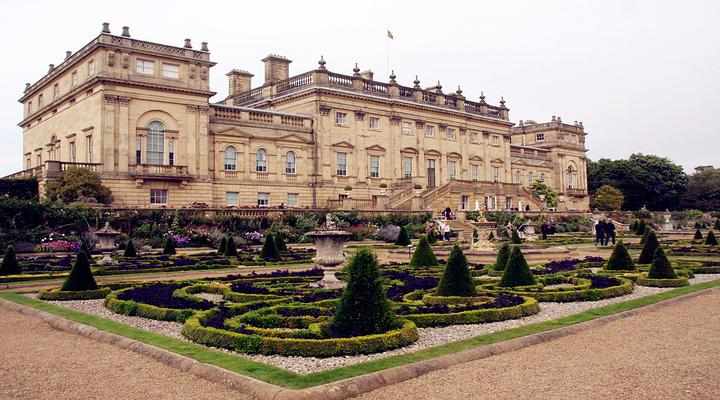 利兹哈伍德宫旅游图片
