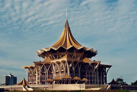 沙捞越州立法议会大厦