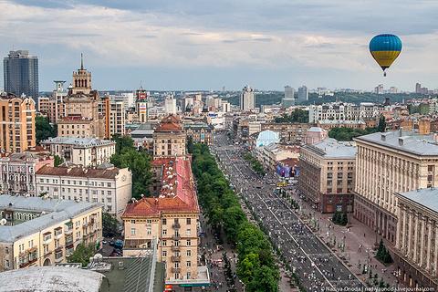 基辅旅游景点图片