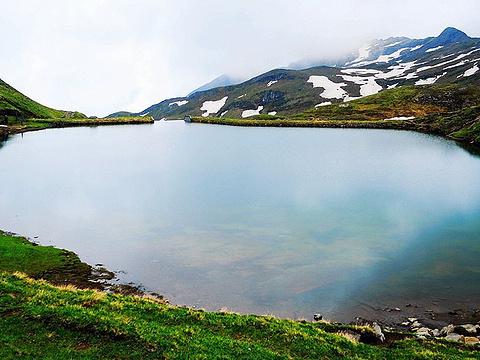 高山湖旅游景点图片