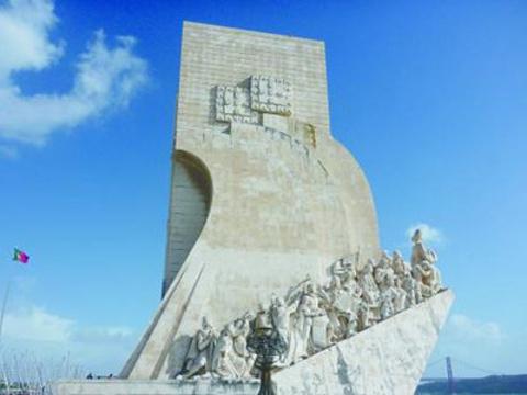 航海纪念碑旅游景点图片