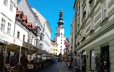 布拉迪斯拉发旅游景点图片