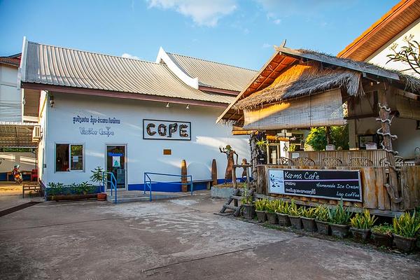 COPE中心旅游图片