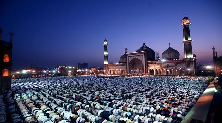 贾马清真寺旅游图片