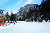 毕棚沟滑雪场