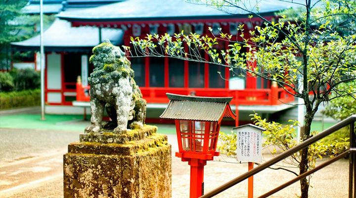 箱根神社旅游图片
