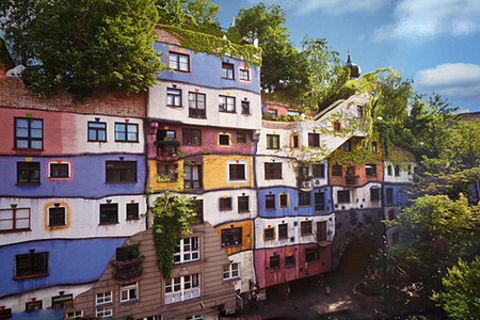 百水公寓的图片