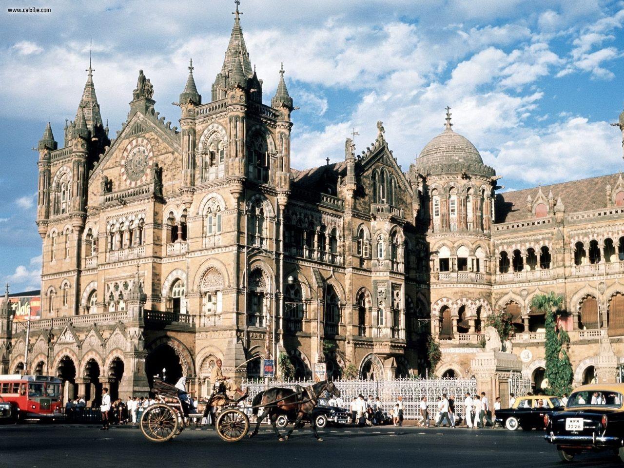 孟买文化殖民建筑一日游