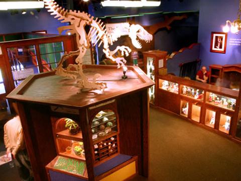 儿童发现博物馆旅游景点图片