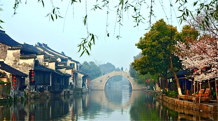 西塘之春旅游图片