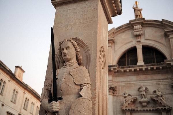 奥兰多石柱旅游图片