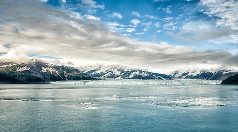 美国冰川湾国家公园