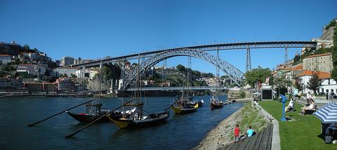 路易一世大桥的图片