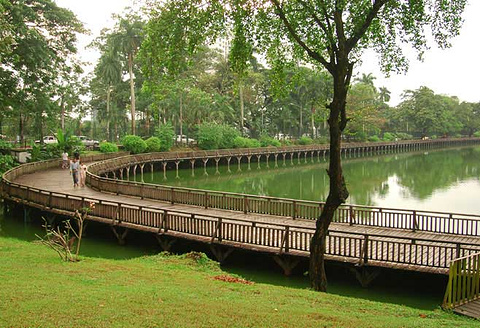 皇家湖公园