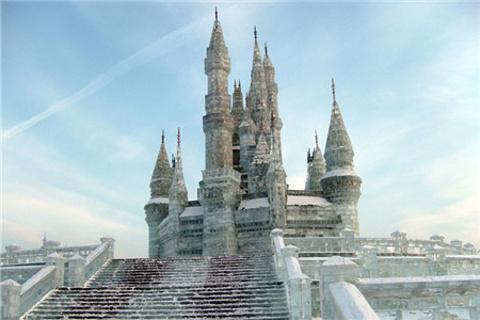 哈尔滨冰雪大世界旅游景点图片