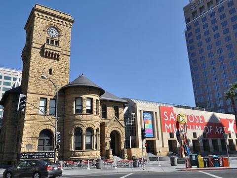 圣何塞艺术博物馆旅游景点图片