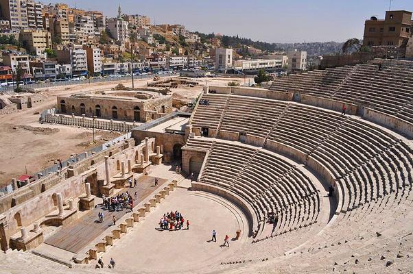 罗马剧院旅游图片