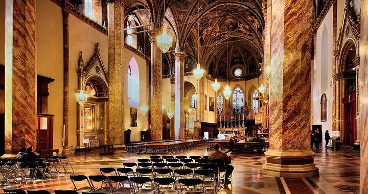 圣洛伦佐大教堂旅游图片