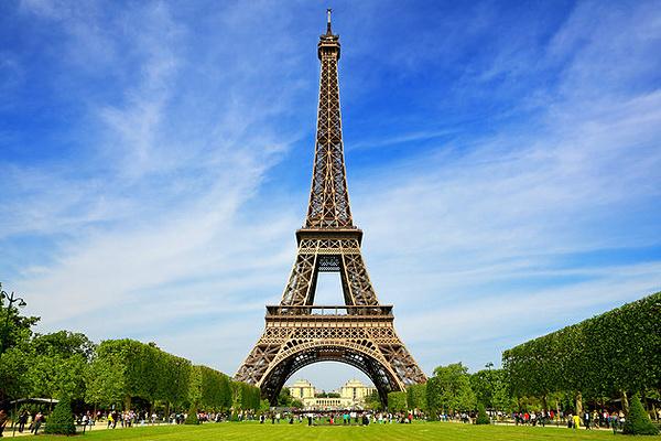 埃菲尔铁塔旅游图片