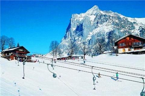狂飙乐园滑雪场