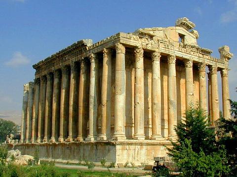 巴尔贝克罗马庙宇