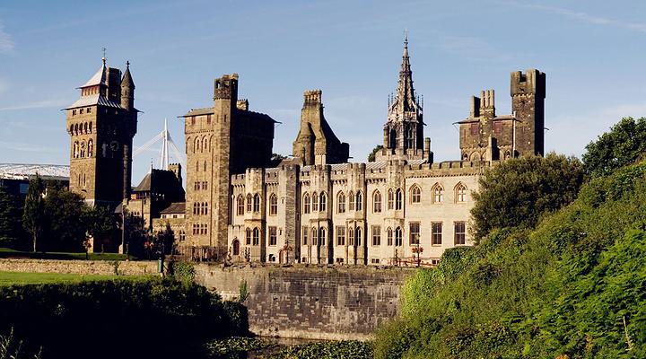加的夫城堡旅游图片