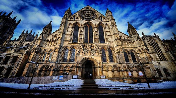 约克大教堂旅游图片
