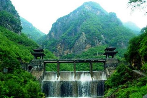 青龙山旅游区