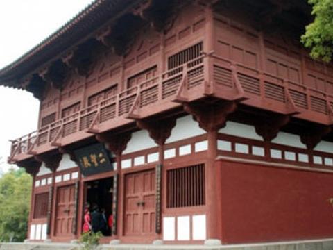 中宫寺旅游景点图片