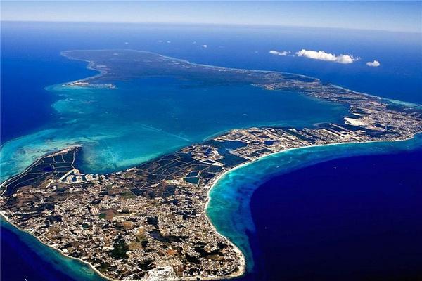 开曼群岛旅游景点图片