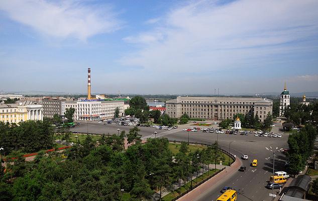 基洛夫广场旅游图片