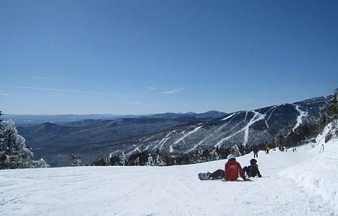 秦皇古道滑雪场的图片