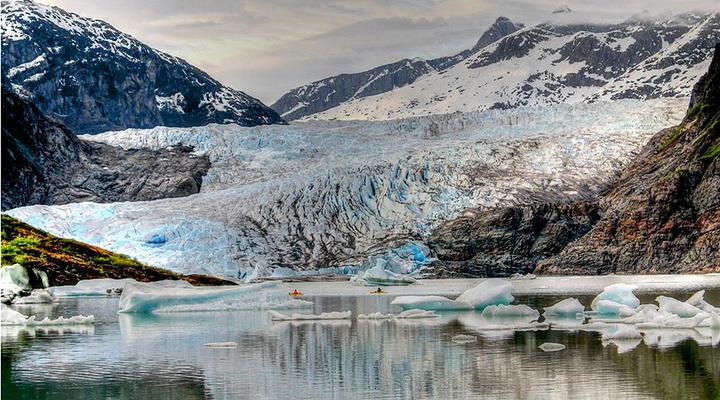 棉田豪冰河旅游图片