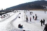海阳林山滑雪场