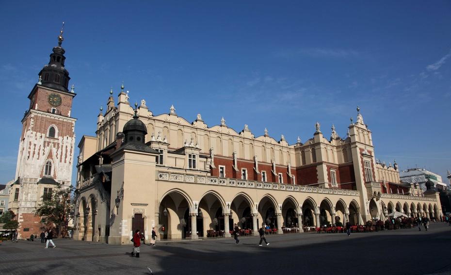 克拉科夫老城一日游
