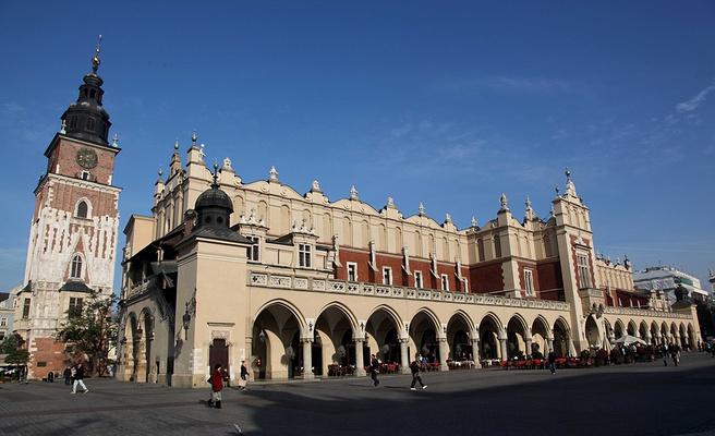 克拉科夫纺织会馆旅游图片