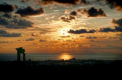 罗德岛旅游景点图片