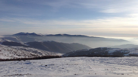 万隆滑雪场