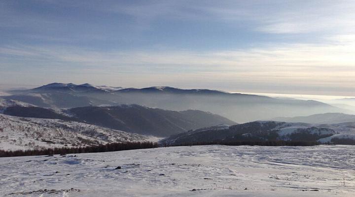 万隆滑雪场旅游图片