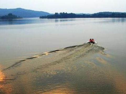碧云湖旅游景点图片