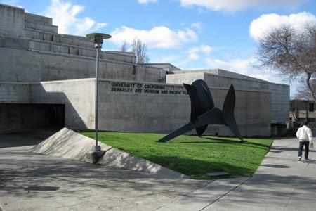 伯克利艺术博物馆
