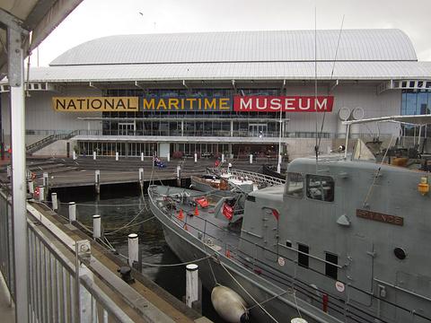 卑尔根海事博物馆旅游景点图片