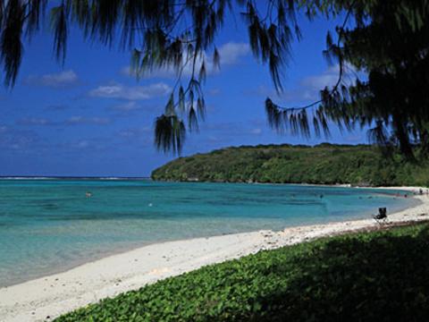 宝宝海滩旅游景点图片