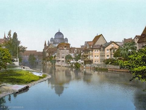 佩格尼茨河旅游景点图片